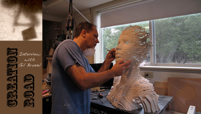 Creation Road Interview - Gil Bruvel
