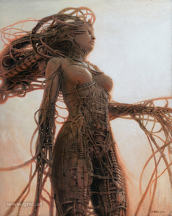 Click here to see Artwork of the Month featuring the work of Peter Gric